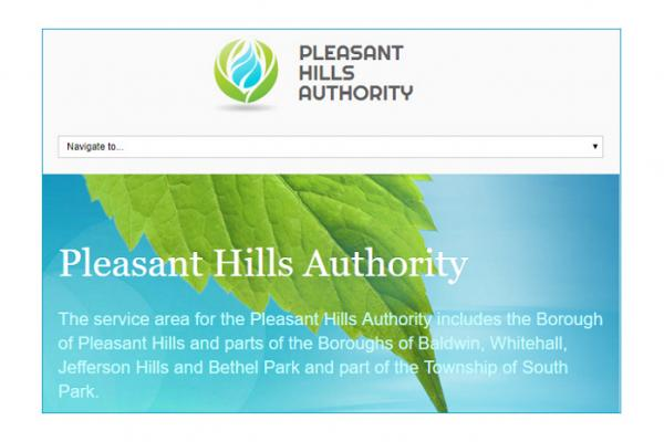 Pleasant Hills Water Authority